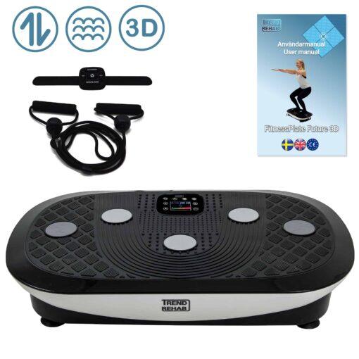 Fitnessplate 3D